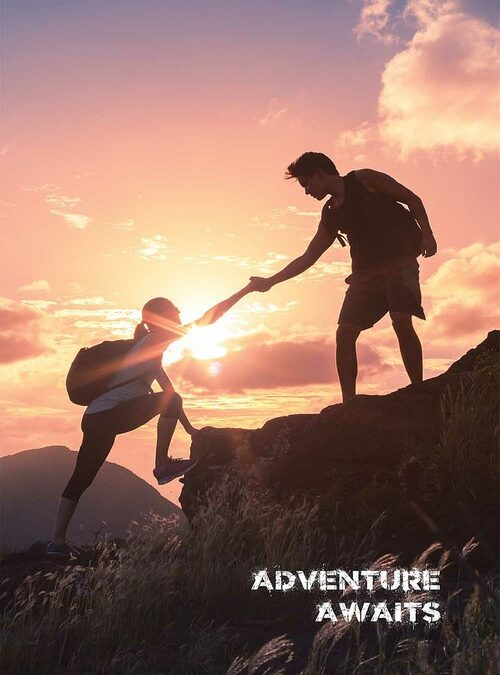 🌄 Adventure awaits!
