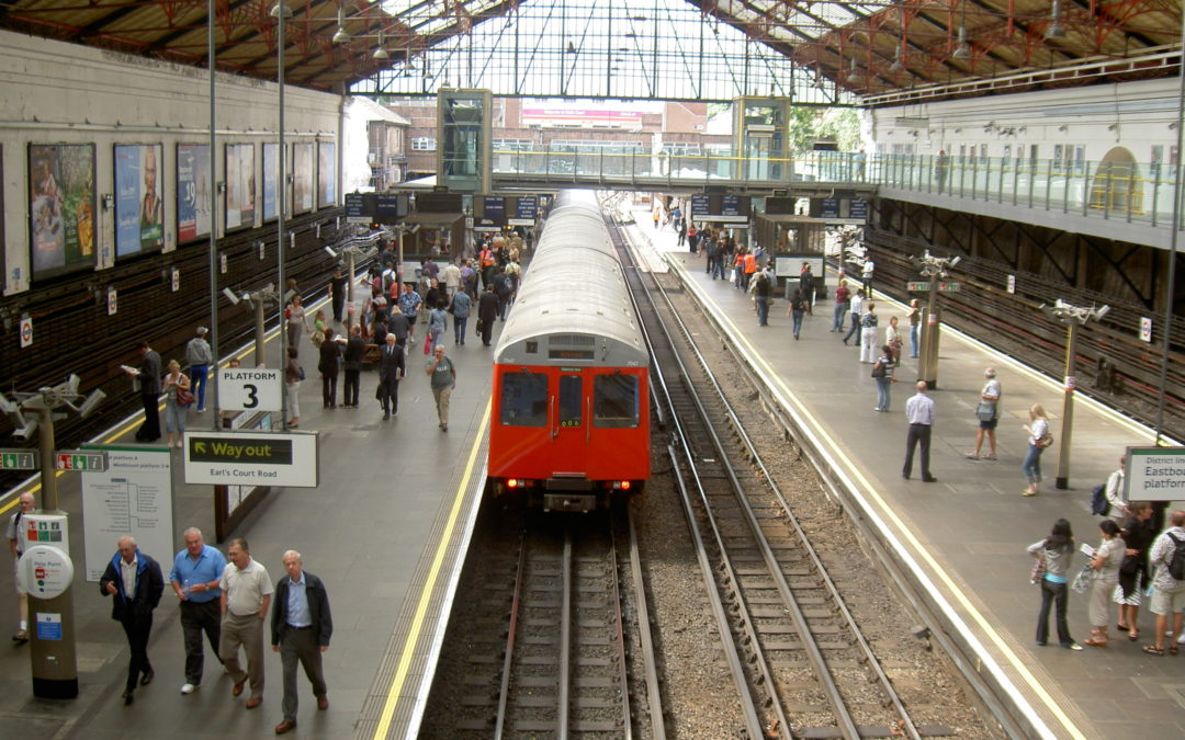 Does Leaving a Gospel at a Railway Station work?
