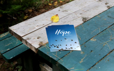 A Gift of Hope-Please Help Yourself!